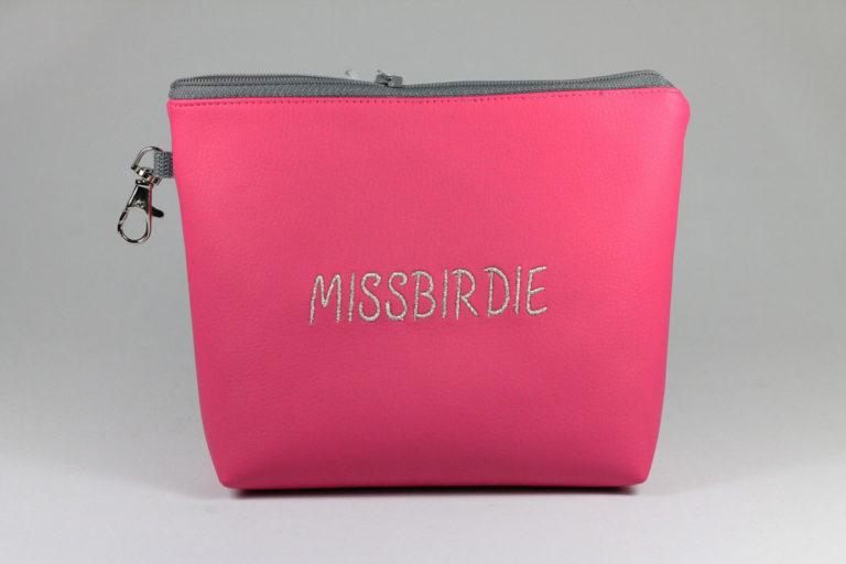 Golf Missbirdie pink